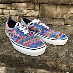 Van's 'Van Doren' Multi/Stripes Era Shoes